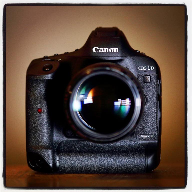 lite kanon kamera